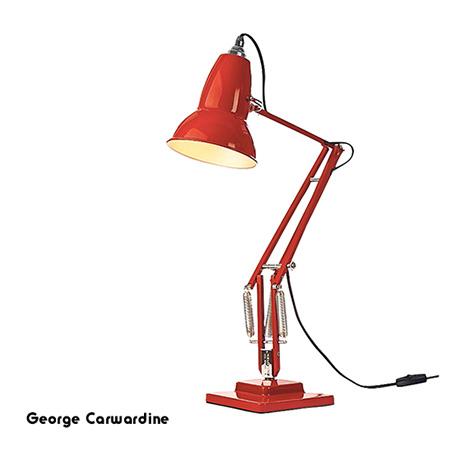 George Carwardine φωτιστικά